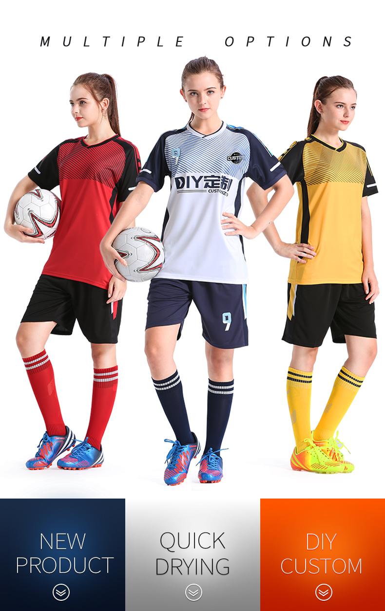 Uniformes de fútbol para adultos, jerséis de fútbol 2020