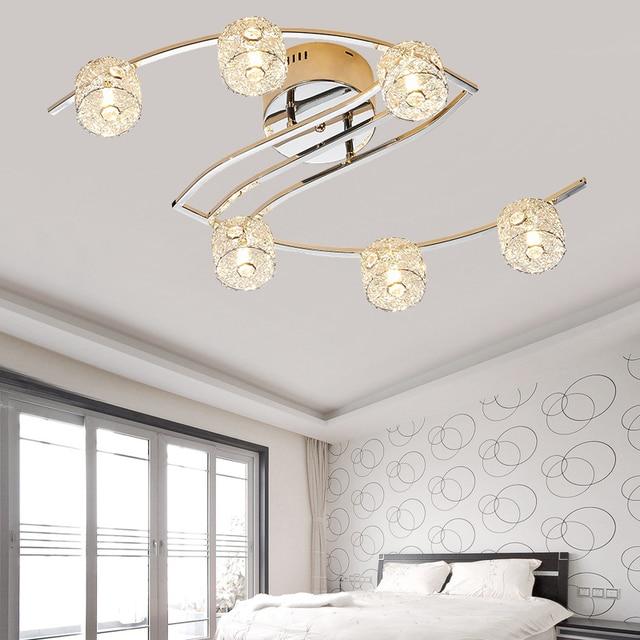 9c29d97b1e2b New item fancy ceiling light LED Crystal ceiling lamp modern lamps for living  room lights,