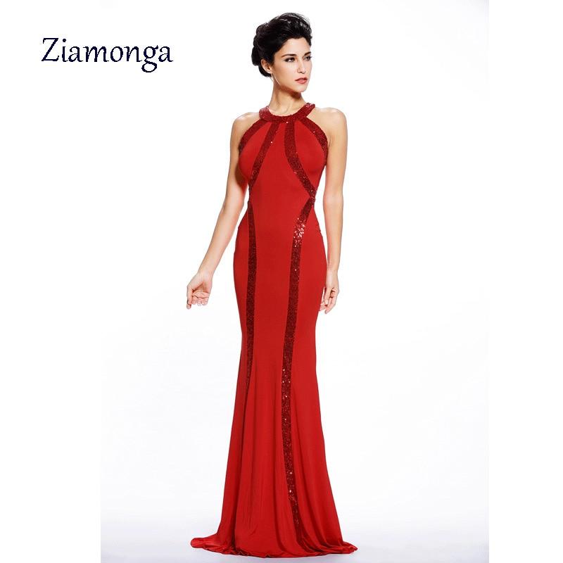 Red And Black Gown: Aliexpress.com : Buy 2017 Elegant Dress Women Sequin Trim