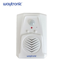 2015 New Visitor Welcome Security Entry Motion Sensor Alarm Door Bell For Store House Automatic Door Bell недорого
