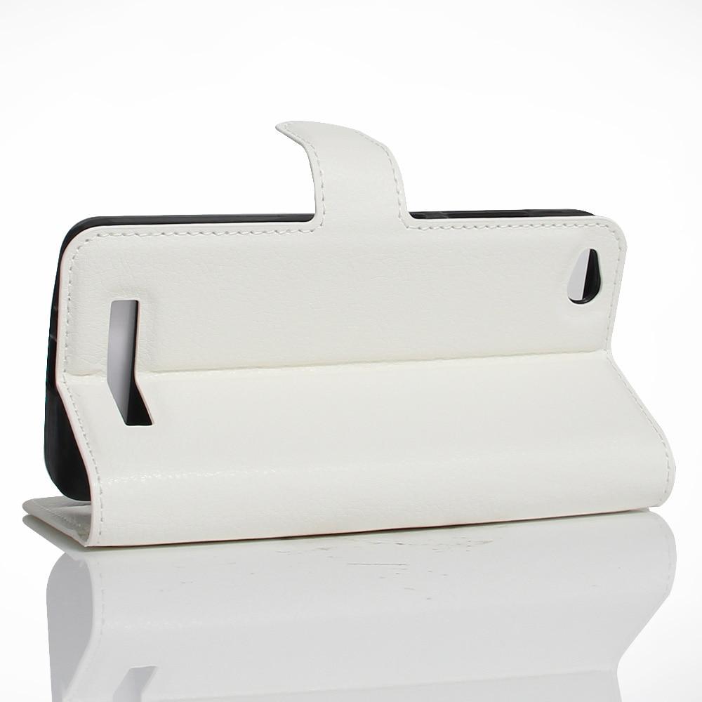 Xiaomi redmi 4A Funda de 5.0 pulgadas Funda de cuero de lujo de la PU - Accesorios y repuestos para celulares - foto 4