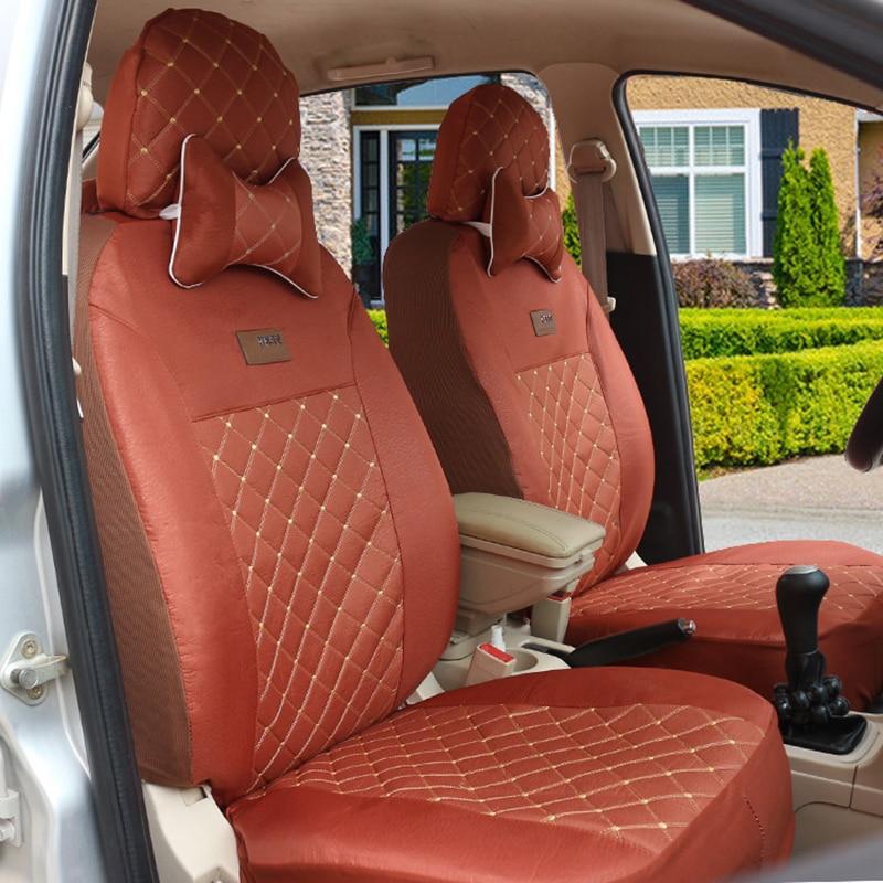 Black Rear Waterproof Car Seat Cover Protector SUZUKI ALTO 2009-DATE