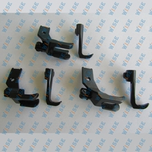 3 SETS EDGE GUIDE FEET FOR SINGER 111W INDUSTRIAL WALKING FOOT SEWING MACHINE S585 1 8