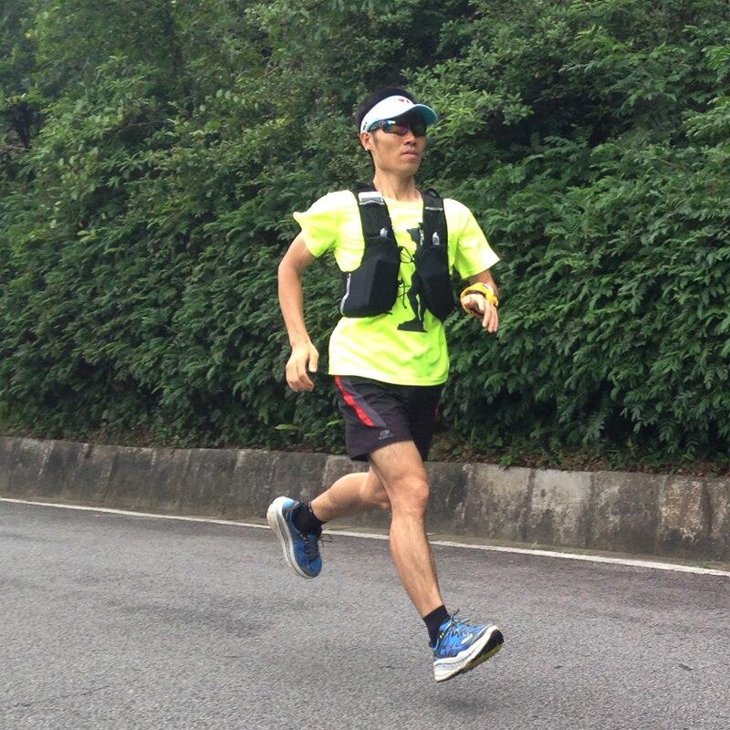 ULTRA TRI Hydration Trail Running Backpack Vest Pack Lightweight Marathon  Cross Country Run Mochila Sport Bag SPEEDVEST 10L-in Running Bags from  Sports ... 80032d75db03f