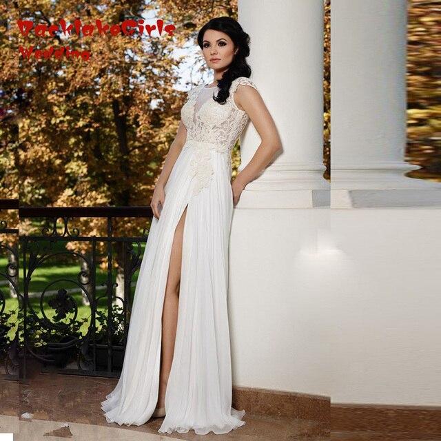 Vestidos de novia playa precios