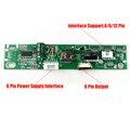 1 Шт. Одного 6 P 6 Pins 1.0 мм Шаг Контактный СВЕТОДИОДНАЯ Матрица Драйвер дисплея Инвертор Для LM230WF5 TLD1 LM185WH2 TLC1 M215HW03 V1 панели