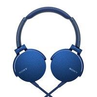 기존 sony MDR-XB550AP extra bass 헤드셋 스테레오 핸즈프리 헤드셋 무료 배송