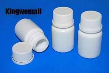 300 шт/партия емкость 20 мл пластиковая бутылка hdpe для таблеток таблетки Лекарственная упаковка