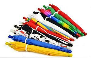 Набор из 10 штук магический зонтик/зонтик сценическая магия, 33 см длина-Волшебные трюки, аксессуары для Gimmick Prop Magia, развлечение, игрушки