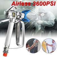 Paint Spray Airless Sprayers Handle Tip 3600PSI Heavy Duty