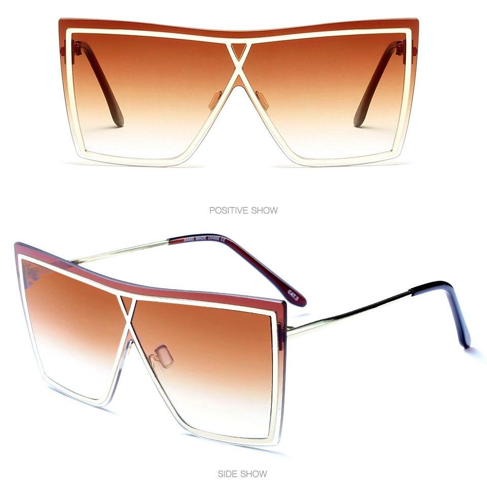 2018 Новый bn222-238 прямоугольные очки Съемная нос Care солнцезащитные очки Большой маска для лица лифтинг очки uv400