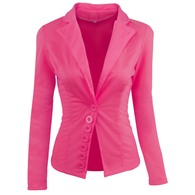 Lady Rose Slim Suit