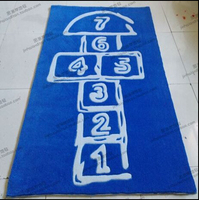 Washable Carpet Floor Mats Sup Red Carpet Ultra Stop Non Slip Indoor Rug Pad