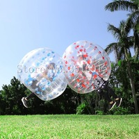 Free Shipping Inflatable Bubble Soccer Inflatable Bumper Ball TPU Transparent Human Knocker Zorb Ball for Adults
