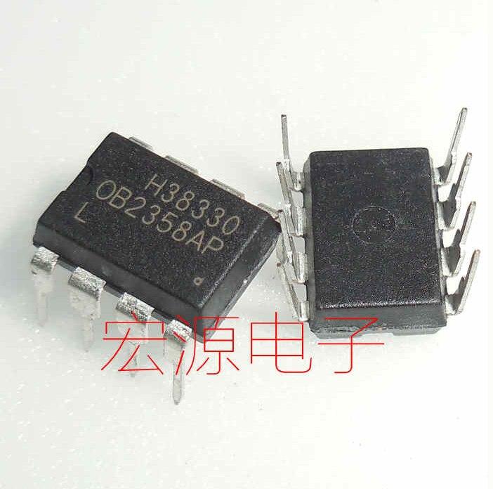 1pcs/lot   OB2538 OB2538AP  DIP-8 LED Lamp Driver IC Power Management Chip