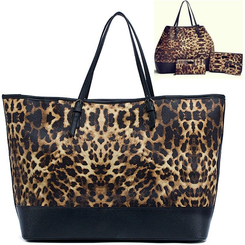 2017 Women Bags 4 pcs women handbag famous brands designer luxury brand women bag set good quality women shoulder bag set C0432S