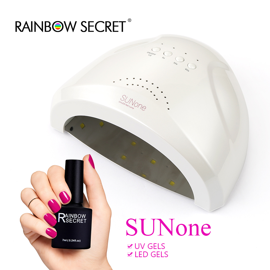 SUN Nail Lamp Professional White Light Magnetic Removable Bottom 48W UV LED Dryer Curing Gel Nail Polish Nail Art Manicure Tool professional lamp sun 9s uv led sun9s 24w nail gel polish machine for curing nail gel art tool uv ray nail art lamp dryer