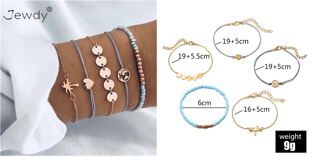 30 Styles Mix Turtle Heart Pearl Wave LOVE Crystal Marble Charm Bracelets for Women Boho Tassel Bracelet Jewelry Wholesale 16
