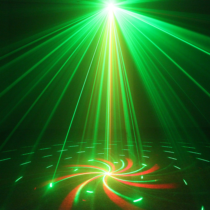 Chims DJ Laser 3 Lens 20 Pattern Club RG Laser BLUE LED Stage Lighting Home Music Party Professional Projector Light Disco L20RG the latest 2lens 40 pattern laser light for dj disco club party stage lighting effect page 2