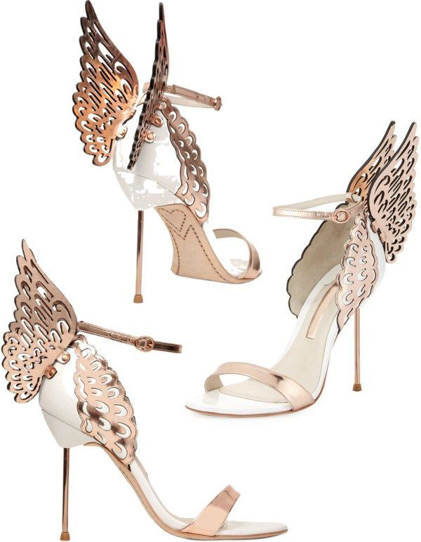 Popular Gold Wing Heels-Buy Cheap Gold Wing Heels lots from China