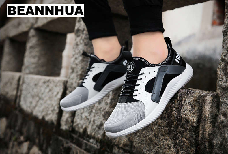 BEANNHUA 2018 new arrival running shoes for men men s outdoor sports shoes top quality sneakers