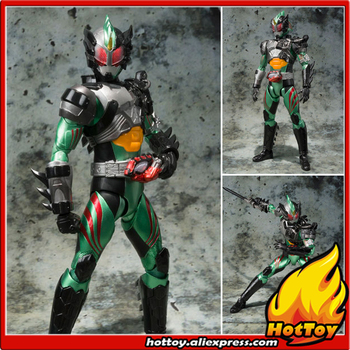 100% Original BANDAI Tamashii Nations S.H.Figuarts (SHF) Action Figure - Kamen Rider New Omega