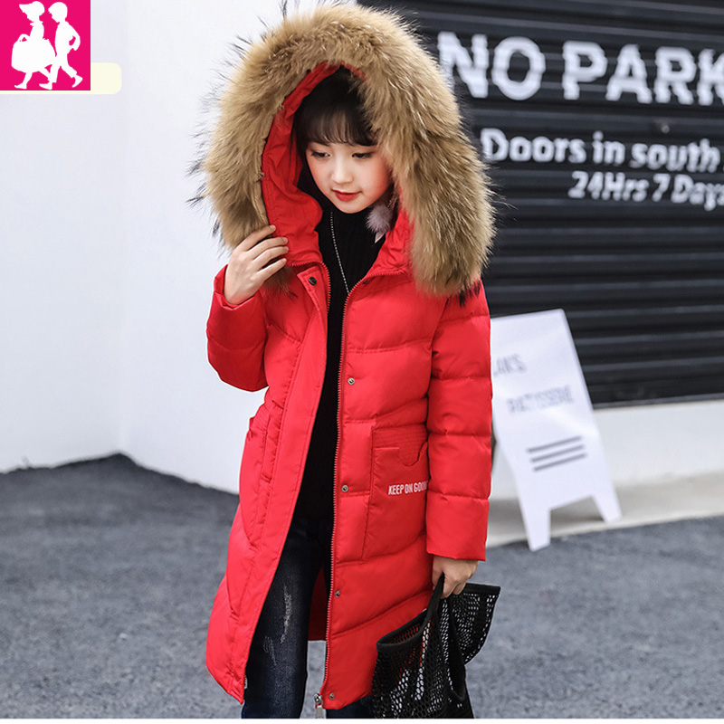 2018 New Children Coat Baby Girls Winter Wool Collar Bow Coat Girl's Warm Baby Jacket Winter Outerwear Thick Kids Girl Clothing 2018 girls children hoodies winter wool