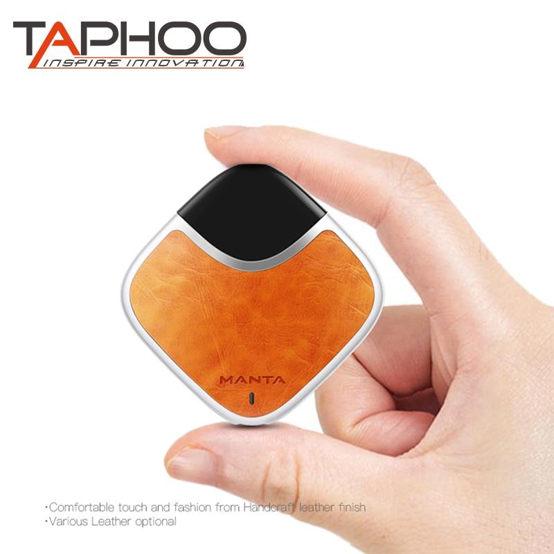 Taphoo Manta vape atomizer cigs Pod system Cartridge E Card