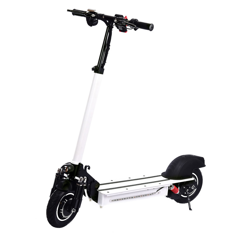 10 inch Single-wheel Drive <font><b>Electric</b></font> <font><b>Scooter</b></font> Longboard 48V 15Ah image