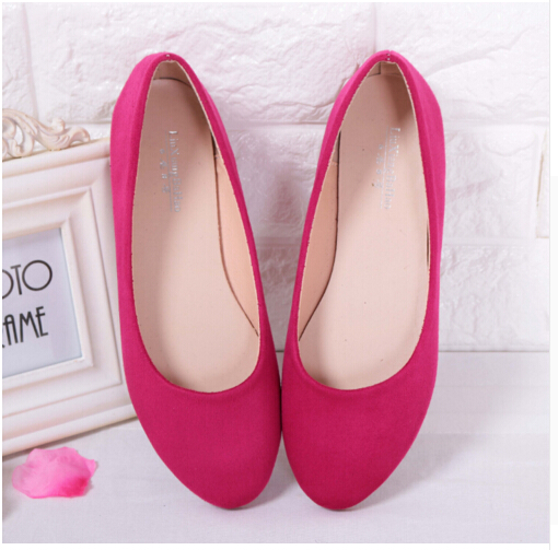 2017 Spring Ladies Shoes Ballet Flats Women Flat Shoes Woman Ballerinas Black Large Size 31-44 Casual Shoe Sapato Womens Loafers drfargo spring summer ladies shoes ballet flats women flat shoes woman ballerinas pointed toe sapato womens waved edge loafer