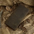 JMD High Quality Hot Sale Rare 100% Genuine Crazy Horse Leather Wallets Credit Card Holder 8030R