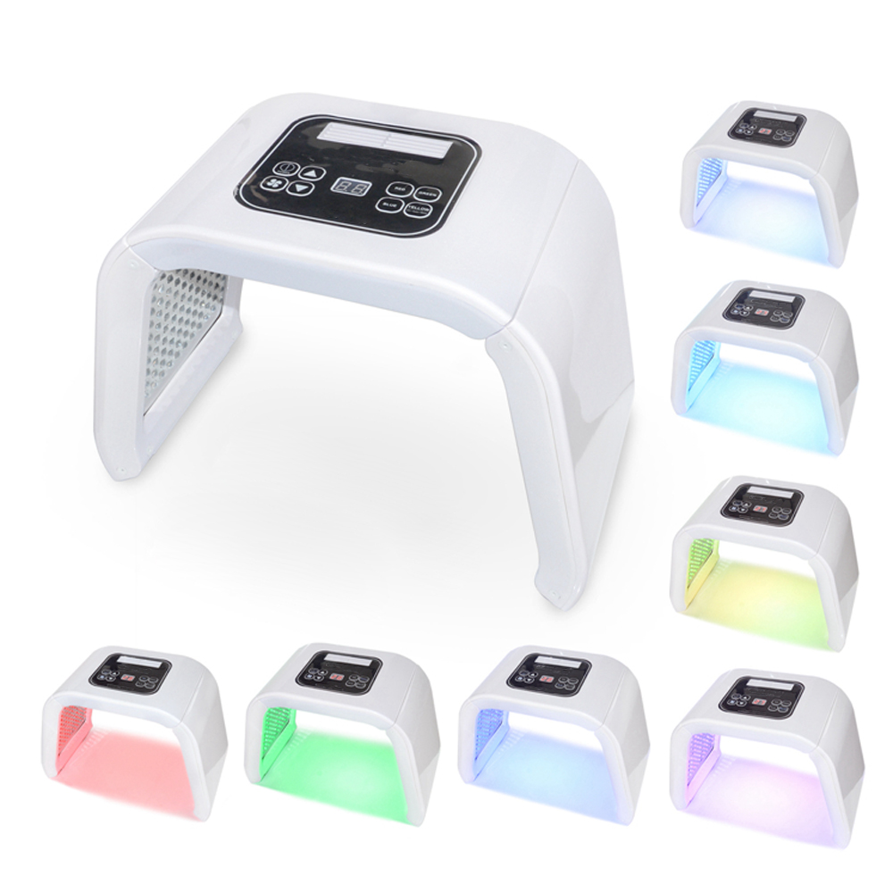 NEW Professional Photon PDT Led Light Facial Mask Machine 7 Colors Acne Treatment Face Whitening Skin Rejuvenation Light TherapyNEW Professional Photon PDT Led Light Facial Mask Machine 7 Colors Acne Treatment Face Whitening Skin Rejuvenation Light Therapy