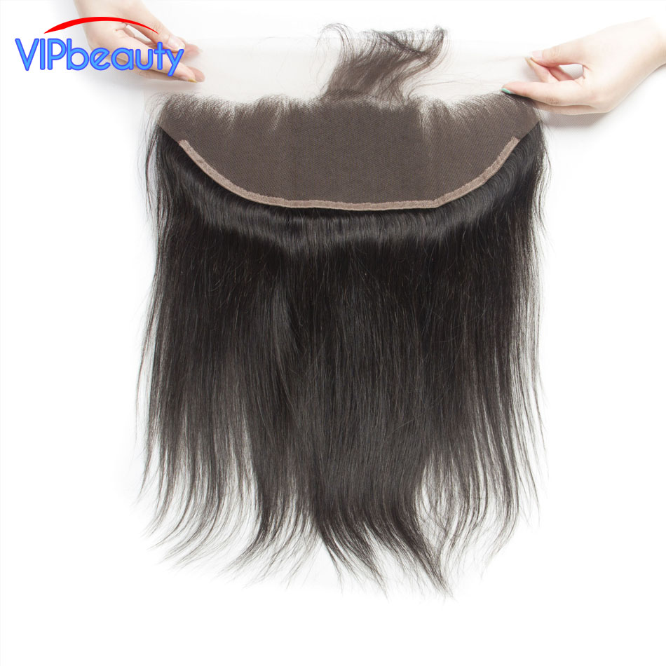 Vip Beauty Malaysian Straight Hair 13x4 Lace Frontal Closure With Bundles  Remy Hair Bundles with Frontal 1b-in 3/4 Bundles with Closure from Hair Extensions & Wigs    3