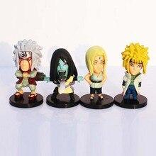 21Pcs/Set Anime Naruto Figure