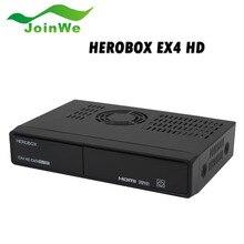 HEROBOX EX4 HD DVB-S2 Sintonizador + 109A T2/C Tuner BCM7362 751 MHZ Dual-core 512 MB de RAM (2*256 MB DDR3) Receptores de Satélite