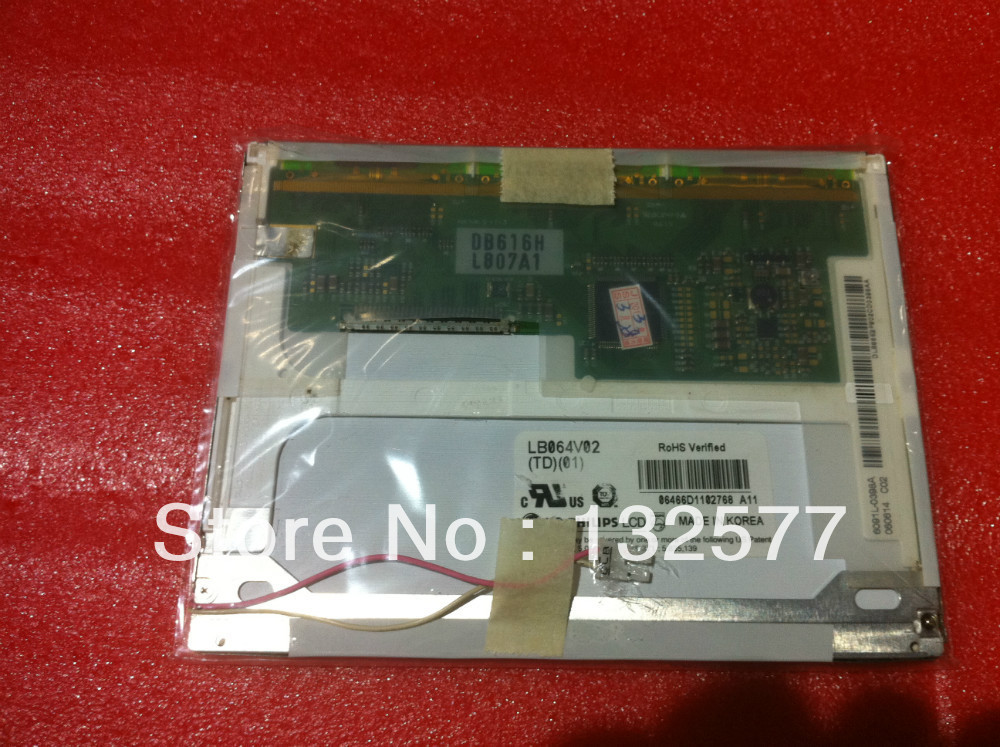 FOR LP104V2 10.4 LCD SCREEN DISPLAY PANEL MODULE 640*480