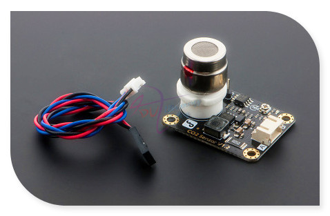 DFRobot высокой Точности/чувствительной CO2/углекислого газа Датчик V1.2 MG-811 зонд совместим с Arduino для Обнаружения Качества Воздуха
