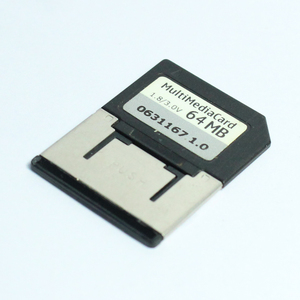 Image 2 - Promotion!!! 10pcs/lot 7PIN 32MB 64MB MMC Mobile Multimedia Card RS MMC Memory Card