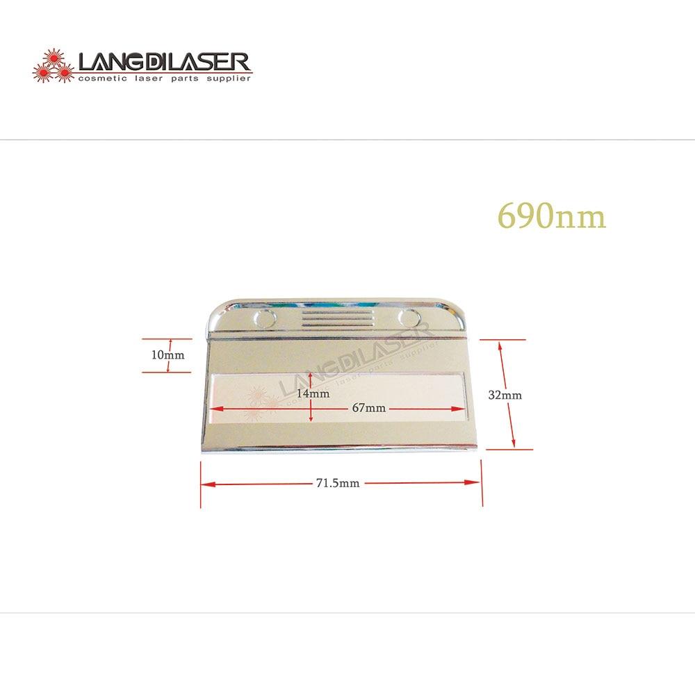 690nm filter for hair removal optic filter for IPL skin rejuvenation laser optic filters