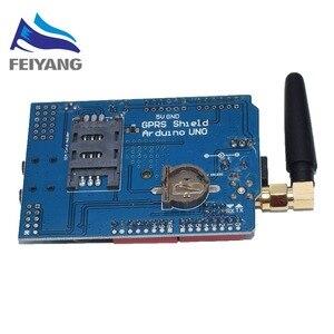 SIM900 GPRS/GSM щит макетная плата четырехдиапазонный модуль совместим