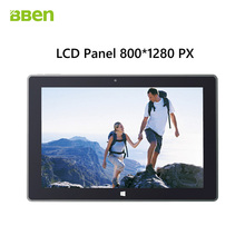 "Bben dual os 10.1 ""2-en-1 Tablet Pc Intel Cereza Trail Z8350 Windows10 y Android 4 GB RAM 64G ROM o 2 GB/32 GB equipo"