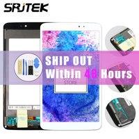 Srjtek LCD For LG G Pad 8 3 V500 Display Touch Screen Digitizer Glass Sensor Assembly