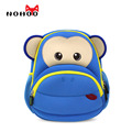 NOHOO Monekey Fashion Small  Backpack for Children Waterproof Monkey Printing Baby Backpack School Bags for Girls Boys