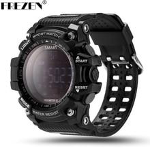 Frezen EX16 Смарт часы Спорт Bluetooth 4.0 Водонепроницаемый IP67 SmartWatch Секундомер Будильник долгое время ожидания для IOS Android