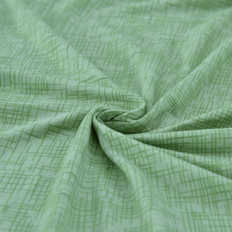 Светло-зеленый скандинавский свежий стиль Европейский эластичный Диванный чехол для гостиной 1/2/3/4 сиденье диван крышка L форма секционный диван крышка