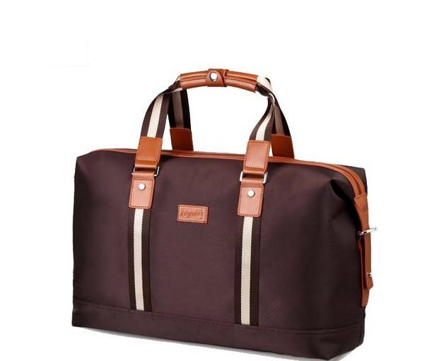 ФОТО 2016 Mens Fashion Travel Luggage Oxford Shoulder Duffle Bag New Male Crossbody Bag Large Capacity High Quality Vkystar 309