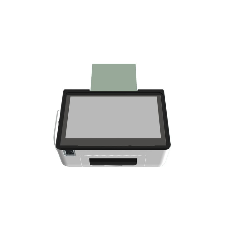 ZKC PC900 Android NFC QR Code GPRS Touch Screen POS Terminal