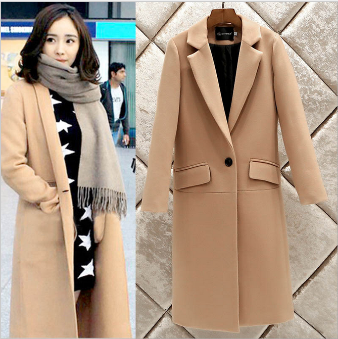 Popular Cashmere Coats Ladies-Buy Cheap Cashmere Coats Ladies lots ...