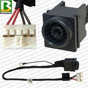 Оригинальный разъем питания постоянного тока для ноутбука, кабельный жгут, проводной разъем для Sony Vaio, серия 50,4mq04. 101, зарядный порт