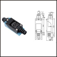 Switch travel limit switch 24A   Limit switch  limit switch  micro switch TZ-08111 стоимость